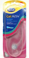 Scholl Gel Activ Flat Shoes