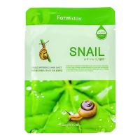 Farmstay Visible Difference Snail Mask Sheet