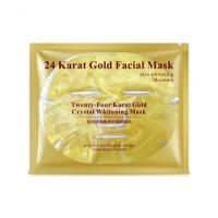 Гидрогелевая маска для лица Bioaqua 24 Karat Gold Facial Mask